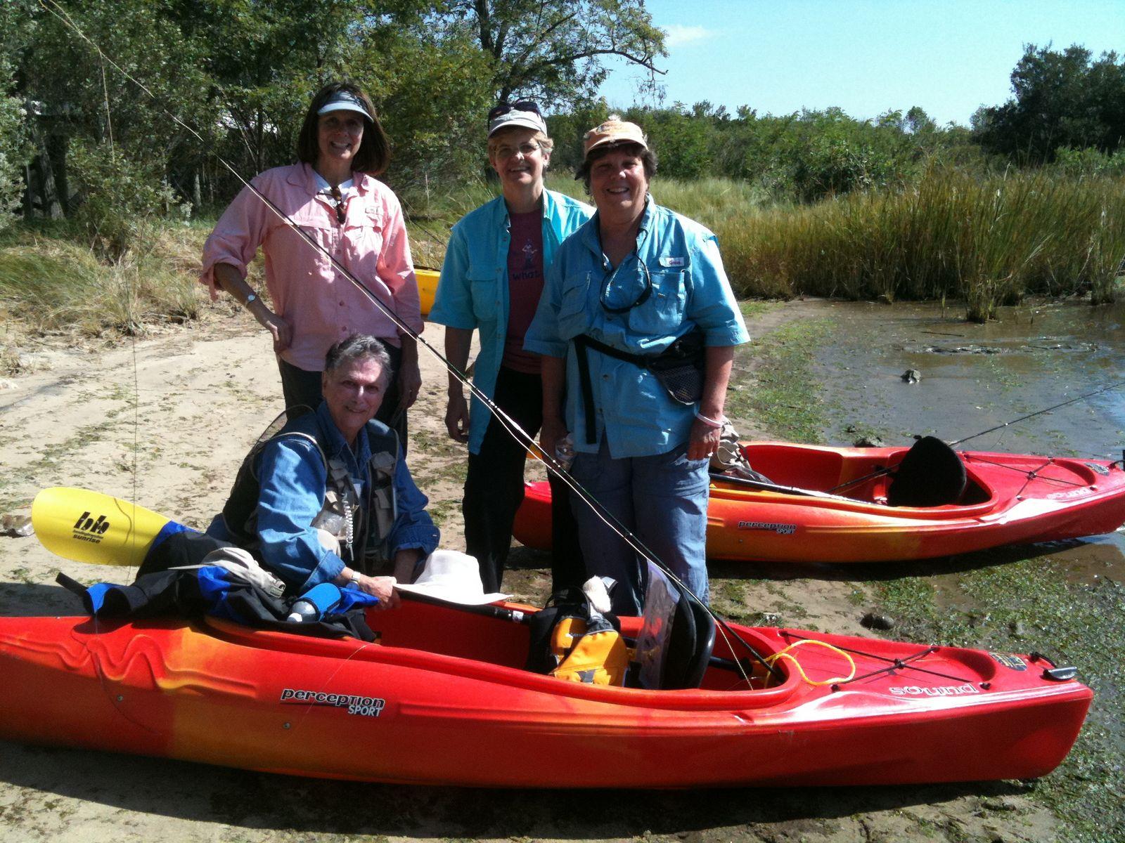 Kayaking trip 2010