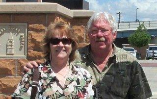 Norma & Dan Haynes