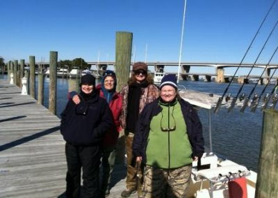 Chesapeake Women Anglers