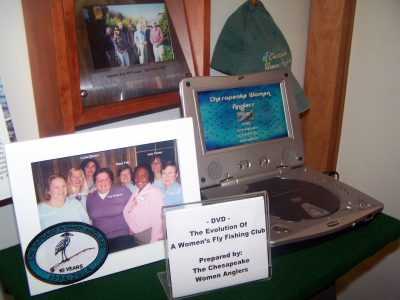 Catskill Women's Fly Fishing Museum