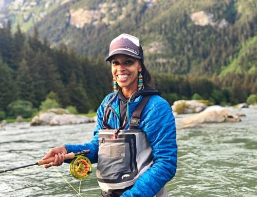 """United Women On The Fly """"Salmon Fishing Tips"""" Virtual Meeting with Chris Hill"""